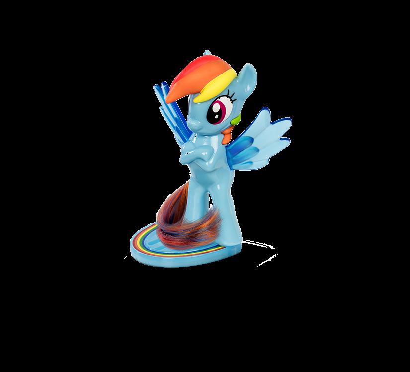 Rainbow Dash New Tail