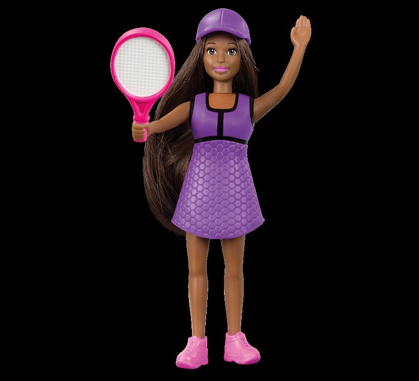 Tennis Barbie