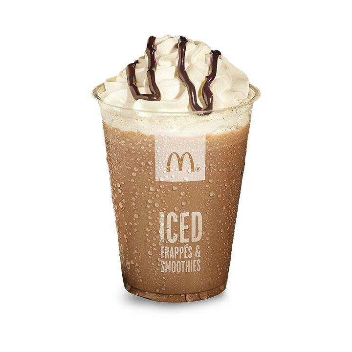 Iced Frappé Mocha 200ml