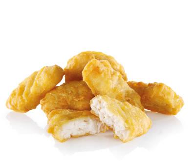 10 Chicken McNuggets®