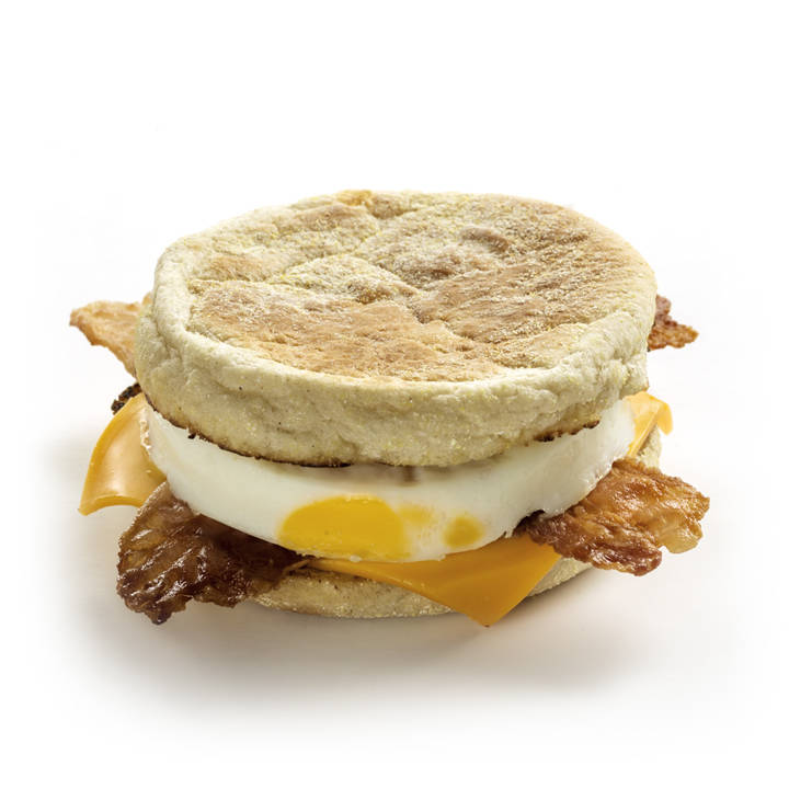 Bacon & Egg McMuffin®