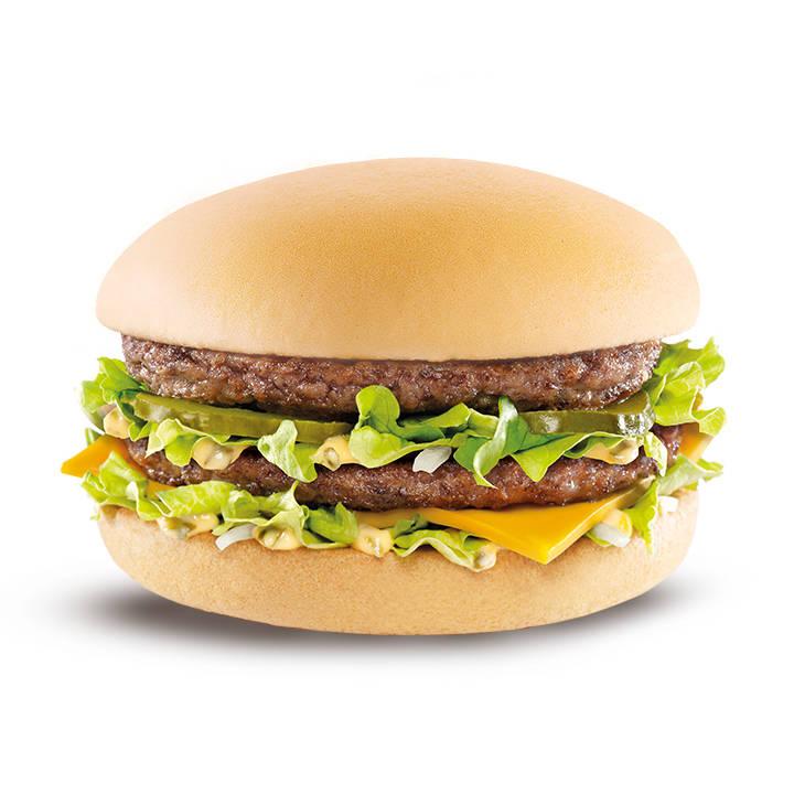Big Mac s/ Glúten