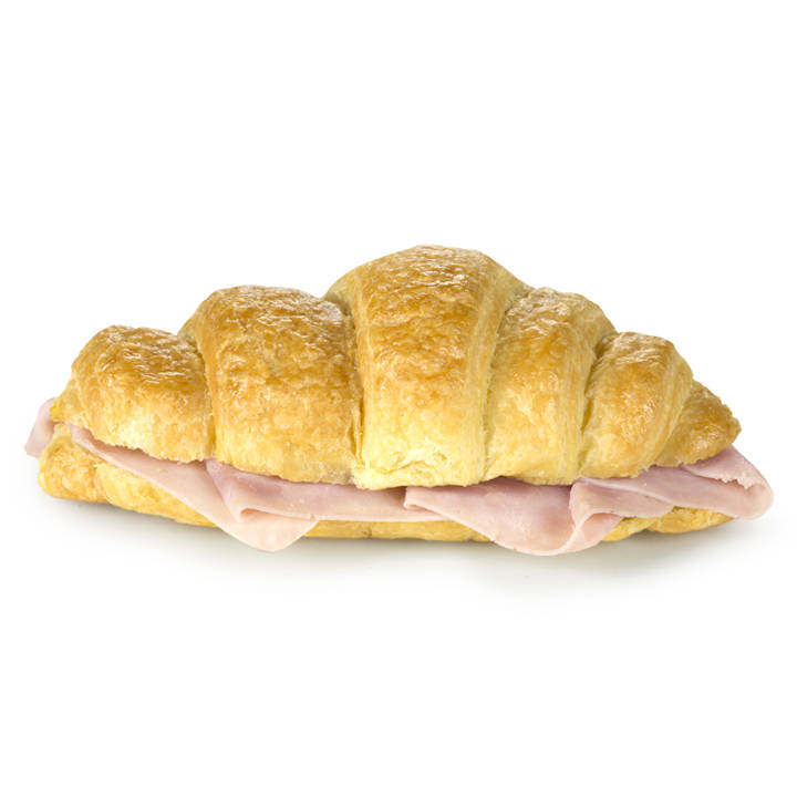 Croissant com Fiambre