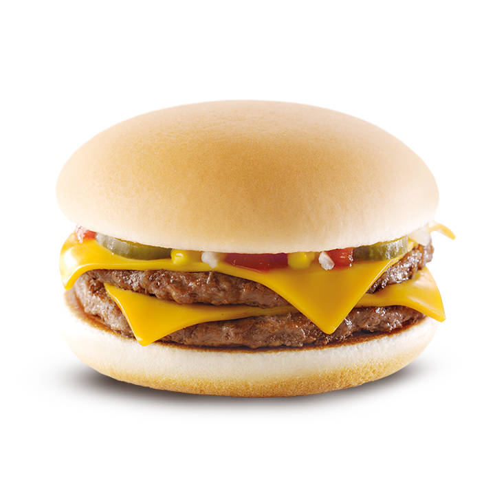 Double Cheeseburger s/ Glúten