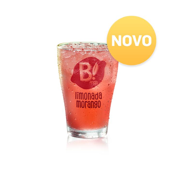 B! Limonada Morango