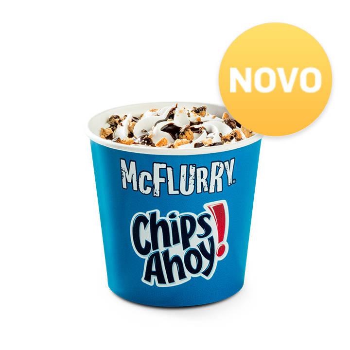 McFlurry Chips Ahoy