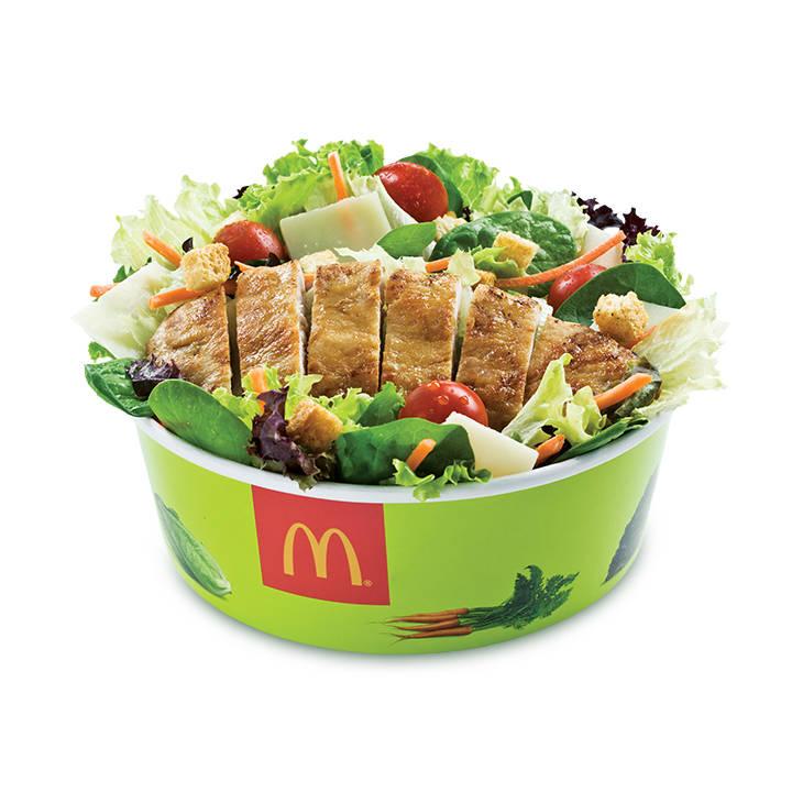 Salada Caesar Crispy Chicken (apenas na Madeira e Açores)