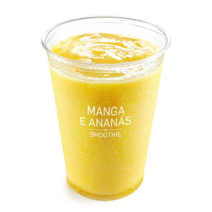 Iced Fruit Smoothie Manga/Ananás 200ml