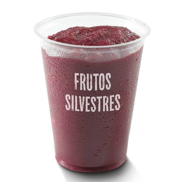 Iced Fruit Smoothie Frutos Silvestres 200ml